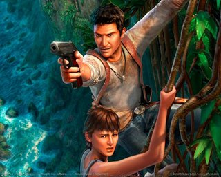 Uncharted the movie trilogy: Fan-made from game footage