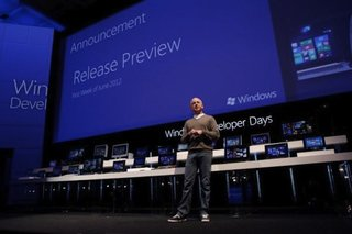 Windows 8 release preview arriving in early June