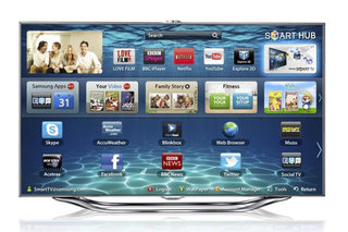 Samsung 2012 Smart TVs land in the UK