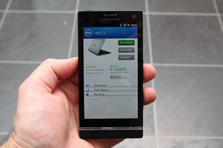 Buy a Dell from your smartphone with the Dell Mobile app