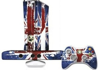 Union Jack Xbox 360 hitting Amazon on 25 May