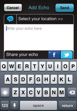 app of the day echoer review iphone  image 3