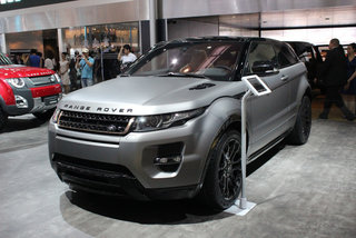 range rover evoque victoria beckham edition pictures and hands on image 1