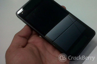 BlackBerry 10 Alpha Dev device, the nicest handset you'll never own
