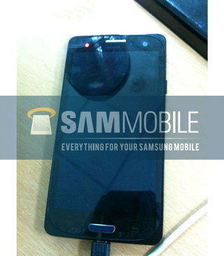 New SGSIII picture reveals Galaxy Nexus-like looks