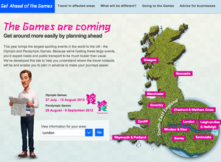 WEBSITE OF THE DAY: Get Ahead of the Games