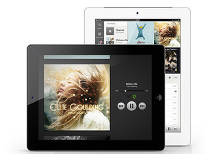 Spotify for iPad released