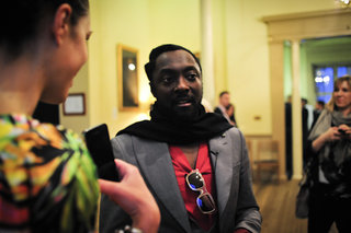 The Voice coach will.i.am working with Onkyo on new project
