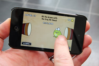 APP OF THE DAY: Tap the Frog review (iPhone)
