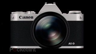 Canon compact system camera incoming