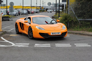 mclaren mp4 12c pictures and hands on image 1