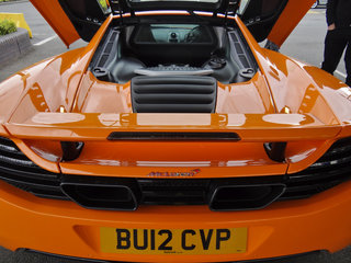 mclaren mp4 12c pictures and hands on image 4