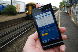 app of the day national rail enquiries review android  image 1