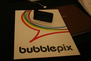 hands on bubblescope 360 degree iphone camera accessory image 6
