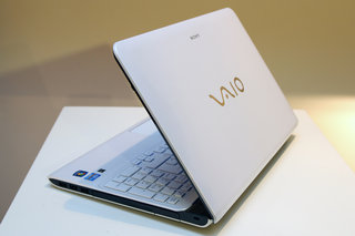 Sony Vaio E Series pictures and hands-on