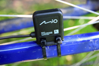 mio cyclo 305 hc pictures and hands on image 10