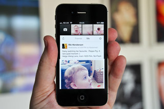 Facebook Camera iPhone app is not part of $1 billion Instagram buyout