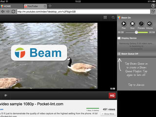 app of the day twonky beam review ipad iphone ipod touch  image 4
