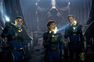 WIN: Tickets to the red carpet world premiere of Ridley Scott's Prometheus