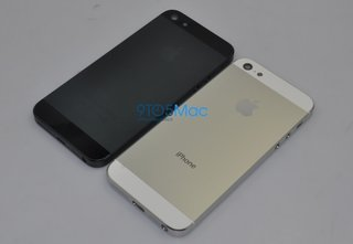 iPhone 5 to have aluminium back cover and small dock connector?