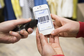 PayPal InStore app for iPhone and Android adopted by British fashion chain Aurora