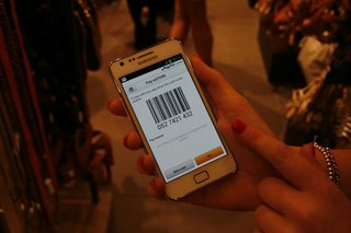 paypal instore app for iphone and android pictures and hands on image 4