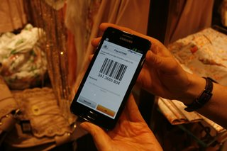 paypal instore app for iphone and android pictures and hands on image 6