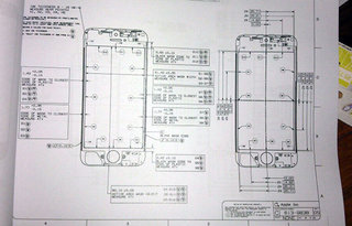 iPhone 5 schematic appears to confirm 4-inch, 16:9 widescreen display