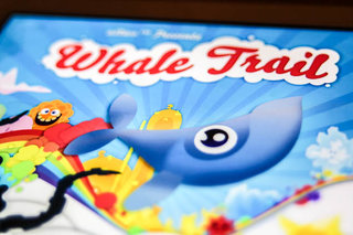 Whale Trail to go free, now all about the Krill