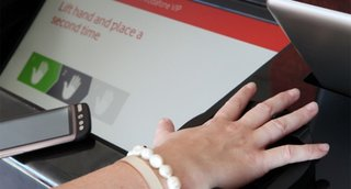 Vodafone Recharge Truck brings power to a festival near you, wants your palm-print for access