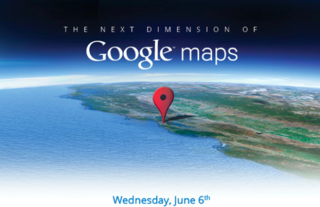 Google Maps event promises next dimension of mapping, but is Apple invited?