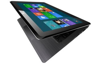 Asus Taichi: A laptop with a double-sided display
