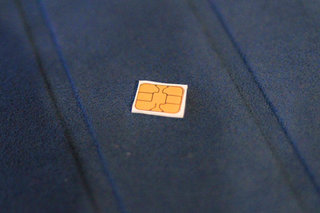 Tomorrow's SIM card will be even smaller, as nano SIM design approved