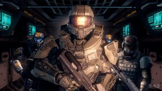 Halo 4 preview (pictures, hands-on, screens, trailer and video)