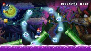 Wii U: New Super Mario Bros. U revealed at E3 (trailer)