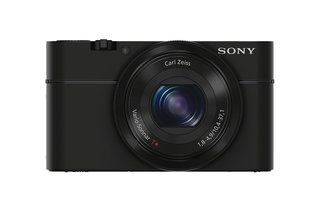 Sony RX100 high-spec compact camera