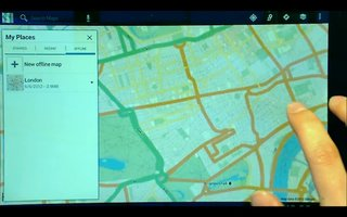 Google Maps Android App will soon work offline too
