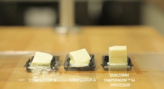 Qualcomm's Snapdragon S4 processor is so chilled it won't melt butter