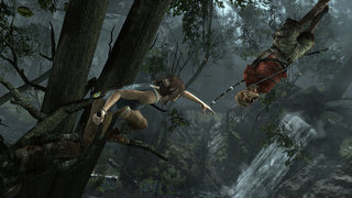 Tomb Raider preview (hands-on, screens and gameplay video)