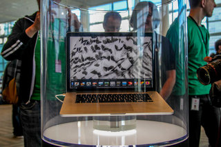 MacBook Pro with Retina display: First eyes-on photos