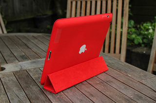 Apple iPad Smart Case pictures and hands-on
