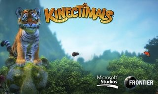 Kinectimals roars its way onto Android, finally