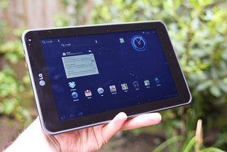 LG bows out of tablet market