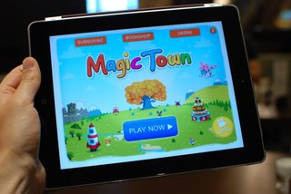 APP OF THE DAY: Magic Town review (iPad)