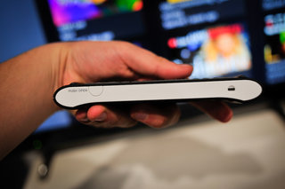 sony internet player with google tv pictures and hands on image 4
