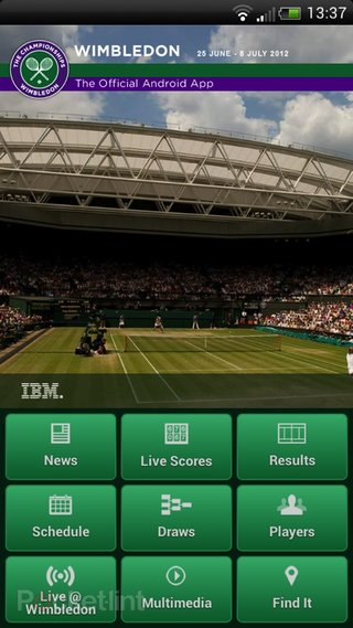 app of the day wimbledon review android  image 2