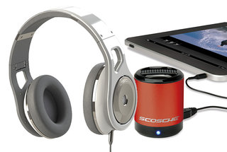WIN: A Scosche bundle worth £500 by inventing your perfect gadget