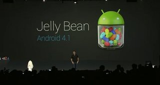 What's new in Android 4.1 Jelly Bean?