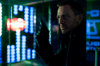 James Bond to be armed with new Sony smartphone in Skyfall?