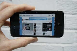 google chrome on iphone pictures and hands on image 13